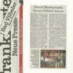 Frankfurter Neue Presse vom 26.2.2013