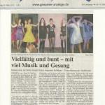 Gießener Anzeiger vom 19.03.2013