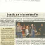Wetterauer Zeitung vom 26.2.2013