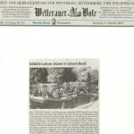 Butzbacher Zeitung vom 12.10.2013