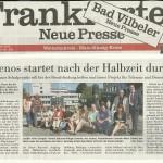 Frankfurter Neue Presse vom 18.10.20213